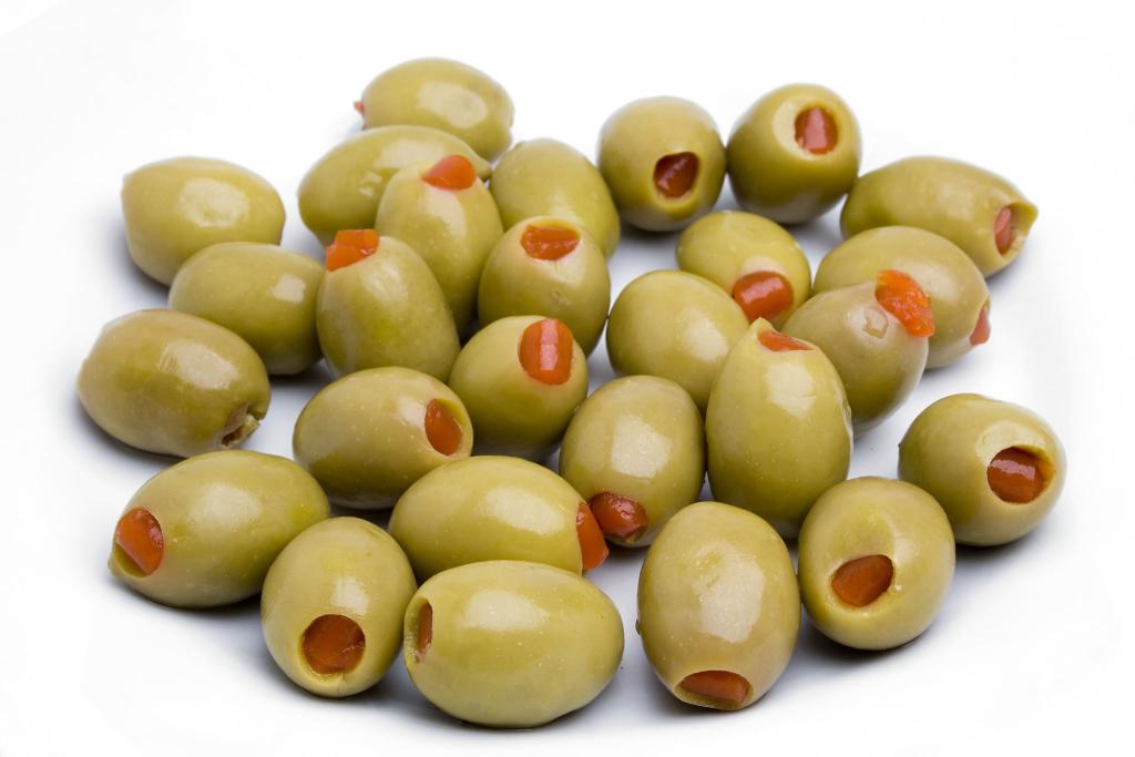 Olive Farcite - Zuccato