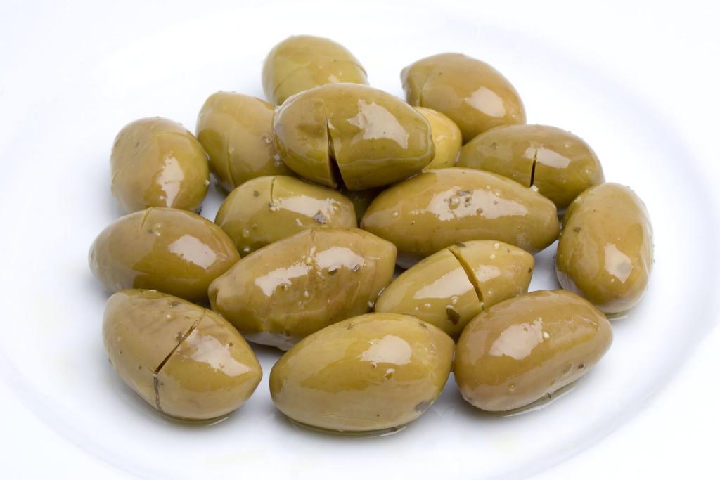 Olive Schiacciate - Zuccato