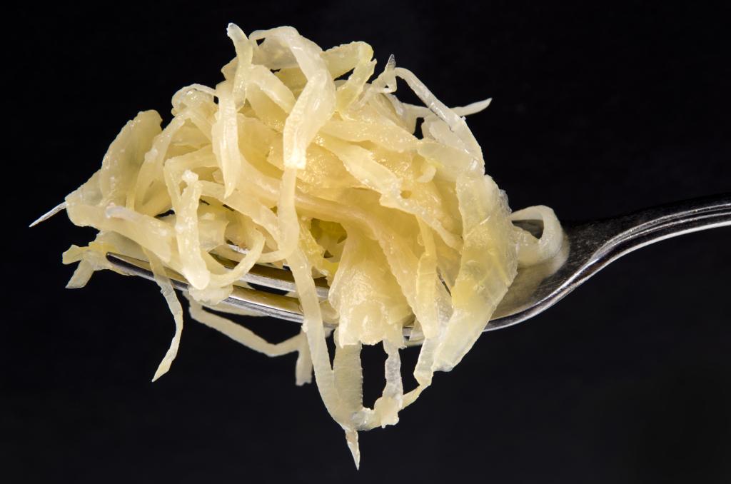 Crauti in forchetta - Zuccato