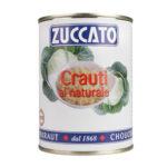 Crauti al Naturale 525ML Latta - Zuccato