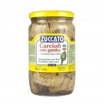 Carciofini con Gambo - Barattolo 720 ml vetro - Zuccato