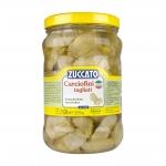 Carciofini Tagliati - Barattolo 1700 ml vetro - Zuccato