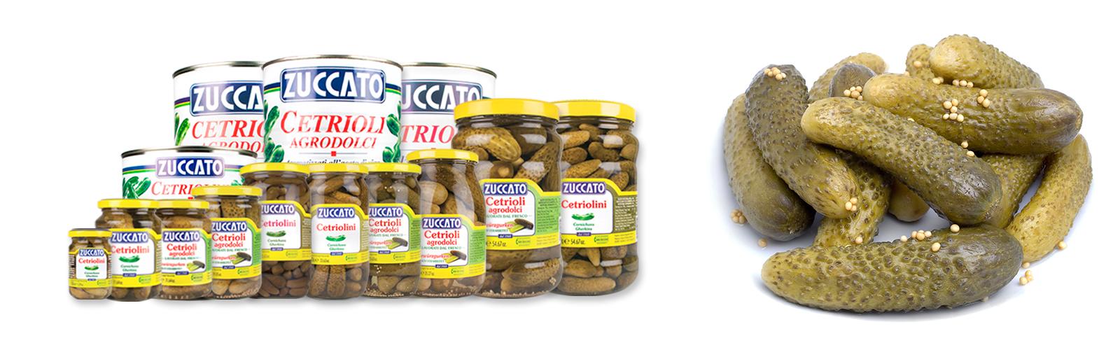 Cetrioli Zuccato