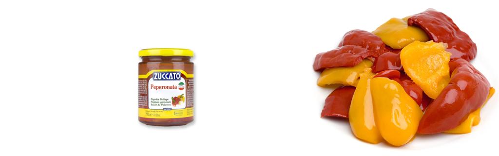 Peperonata - Barattoli - Zuccato