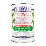 Cetrioli Agrodolce pezzatura media - Latta 4250 ml - Zuccato