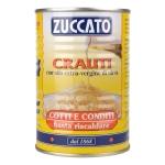 Crauti Cotti e Conditi - Latta 425 ml - Zuccato