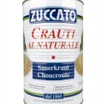 Crauti al Naturale - latta 4250 ml - Zuccato