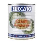 Crauti al Naturale - Latta 850 ml - Zuccato
