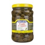 Frutti di Cappero - Barattolo 1700 ml vetro - Zuccato