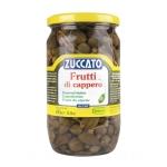 Frutti di Cappero - Barattolo 720 ml vetro - Zuccato