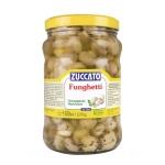 Funghetti - Barattolo 1700 ml vetro - Zuccato