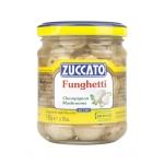 Funghetti - Barattolo 212 ml vetro - Zuccato