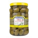 Olive Belle di Cerignola - Barattolo 1700 ml vetro - Zuccato