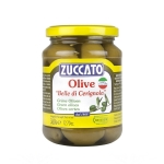 Olive Belle di Cerignola - Barattolo 370 ml vetro - Zuccato
