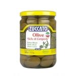 Olive Belle di Cerignola - Barattolo 580 ml vetro - Zuccato
