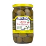Olive Belle di Cerignola - Barattolo 720 ml vetro - Zuccato