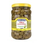 Olive Denocciolate - Barattolo 1700 ml vetro - Zuccato