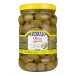 Olive Giganti - Barattolo 1700 ml vetro - Zuccato