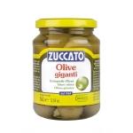 Olive Giganti - Barattolo 370 ml vetro - Zuccato