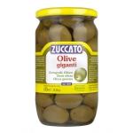 Olive Giganti - Barattolo 720 ml vetro - Zuccato