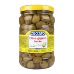 Olive Giganti Farcite - Barattolo 1700 ml vetro - Zuccato