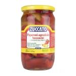 Peperoni Agrodolci Bocconcini - Barattolo 720 ml vetro - Zuccato
