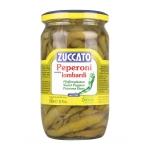 Peperoni Lombardi - Barattolo 720 ml vetro - Zuccato