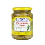 Peperoni Veneti - Barattolo 370 ml vetro - Zuccato