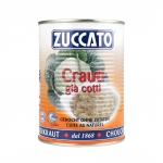 Crauti Cotti - Lattina da 580 ML - Zuccato