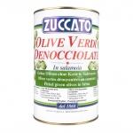 Olive Verdi Denocciolate - Latta 4250 ML - Zuccato