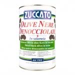 Olive Nere Denocciolate - Latta 4250 ML - Zuccato