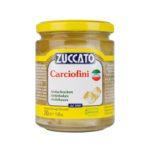 Carciofini interi - Barattolo 314 ml vetro - Zuccato