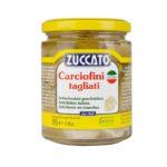 Carciofini Tagliati - Barattolo 314 ml vetro - Zuccato