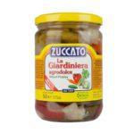 Giardiniera Agrodolce - Barattolo 580 ml vetro - Zuccato
