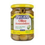 Olive Denocciolate - Barattolo 370 ml vetro - Zuccato