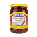 Peperoncini Piccanti - Barattolo 370 ml vetro - Zuccato