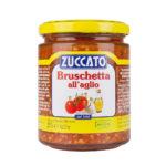 Bruschetta Aglio - Barattolo 314 ml - Zuccato